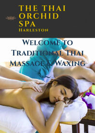 Thai Massage - Therapy and relaxation