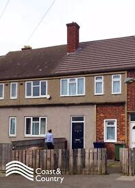 1 Bedroom Flat for Rent on Laburnum Road, Brotton