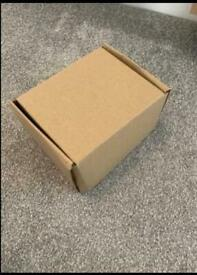 Cardboard boxes small parcel