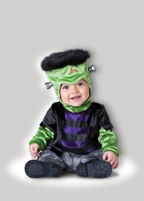 In Character Infant Franken Monster Boo Cuatome X Small (0-6) Months