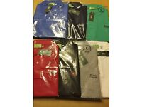 Brand New With Tags Men's Boss Polos Mixed Colours Sizes £10