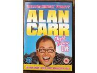 Alan Carr - Tooth Fairy - Live (DVD, 2007)