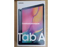 "Samsung galaxy Tab A T510, 10.1"" Screen, 32GB, wifi only, Brand New, Sealed Box"