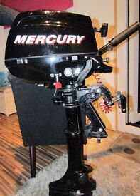 mercury 2.5hp outboard 2007
