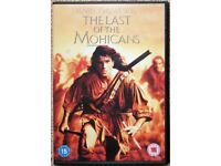 The Last of the Mohicans [DVD] [1992]
