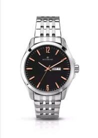 Accurist Men's watch silver
