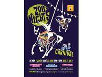 Edinburgh Zoo Nights Tickets x2