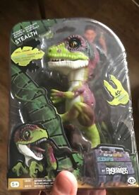 Untamed dinosaur toy