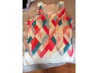 Size 12 vest top
