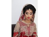 Birmingham makeup and hair artist, syica farooq