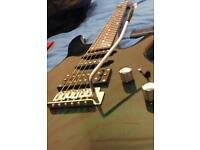 Wesley electric guitar starter kit.