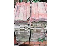 FREE used roof tiles, approx 80-100