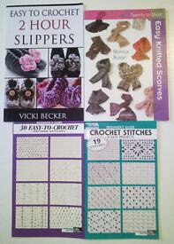 Craft books and craft materials
