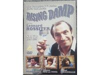 Rising Damp The Complete TV Series Plus Movie Boxset DVD