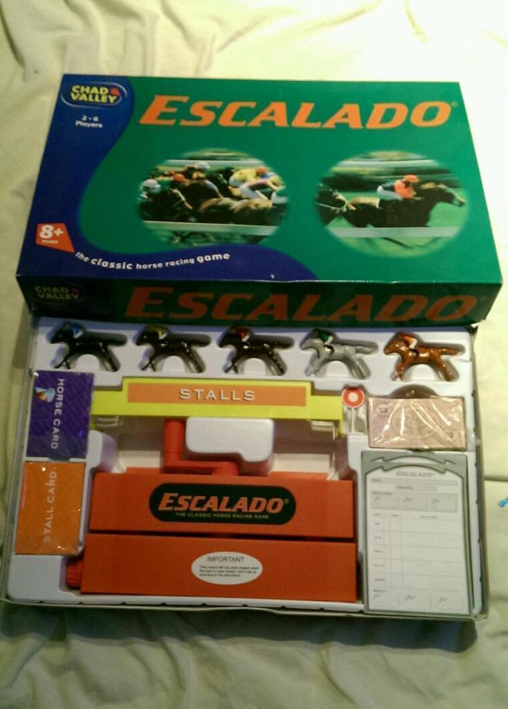 Horse Racing Board Games Escalado Horse Racing Board