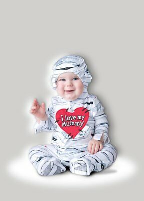In Character Infant I Love My Mummy Costume X Small (0-6) Months - Baby Character Costumes
