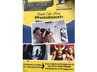 Inflatable photobooth for your special occasions
