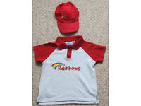 Rainbows Uniform - Polo shirt and baseball cap