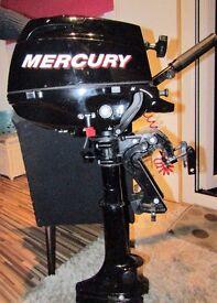 mercury 2.5hp 4stroke outboard engine