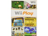 Wii Play, For The Wii