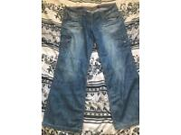 Women's Baggy Jeans