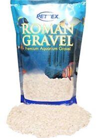 Pettex Roman gravel white 6mm to 12mm