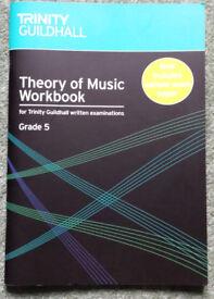 Theory of Music – Grade 5 Workbook