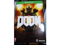 Doom collector edition xbox one