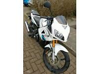 XTR 125cc Lexmoto Motorbike