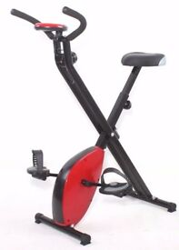 Exercise Bike Folding Magnetic - Ex-display