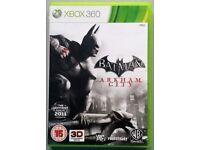 Batman: Arkham City. Xbox 360.