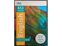 KS3 English - Complete Coursebook - Letts