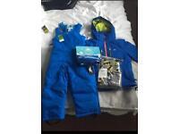 Ski wear bundle
