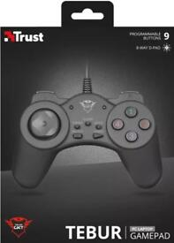 New Trust Tebur Laptop/Pc Gaming Pad