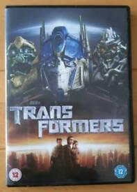 Transformers dvd film, Region 2 Dvd ...