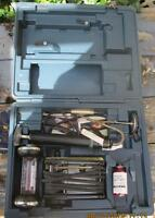 Bachrach  oil combustion test kit