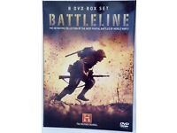 WORLD WAR II - 8 DVD Box Set – Battleline