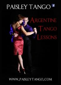 Argentine Tango Dance Lessons