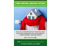 Free Gas Central Heating Grant in Lancashire