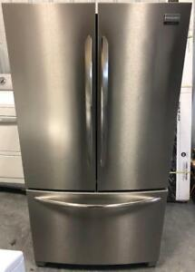 EZ APPLIANCE FRIGIDAIRE GALLERY FRIDGE $699 FREE DELIVERY 403-969-6797