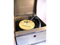 Vintage Bush Monarch Record Player SRP-31D Working Order (WH_3910)