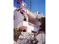Delightful, 3 bedroom family Villa in Nerja, Andalucia. Fantastic views, shared pool.