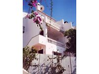 Delightful, family Villa ..3 Bedrooms in Nerja, Andalucia. Fantastic views, close to Beach.