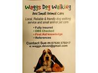 Waggs Dog Walking, Pet Sitting & Pet Care