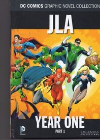 DC and Marvel Graphic Novels/Hardbacks - selling individually or as required.