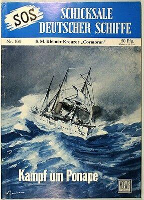 SOS Schicksale deutscher Schiffe Band 164 in Z2