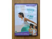 2 Pilates DVDs