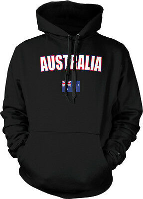 Australia Country Pride Land Down Under Outback Desert Hoodie Pullover
