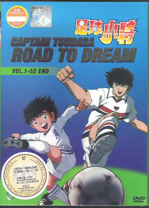 Captain Tsubasa Road  To Dream Complete Vol. 1-52 EngSu