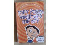 Joey Pigza Swallowed the Key (Corgi Yearling books) by Gantos Jack